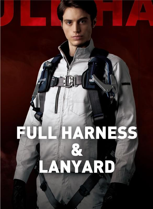FULL HARNESS & LANYART