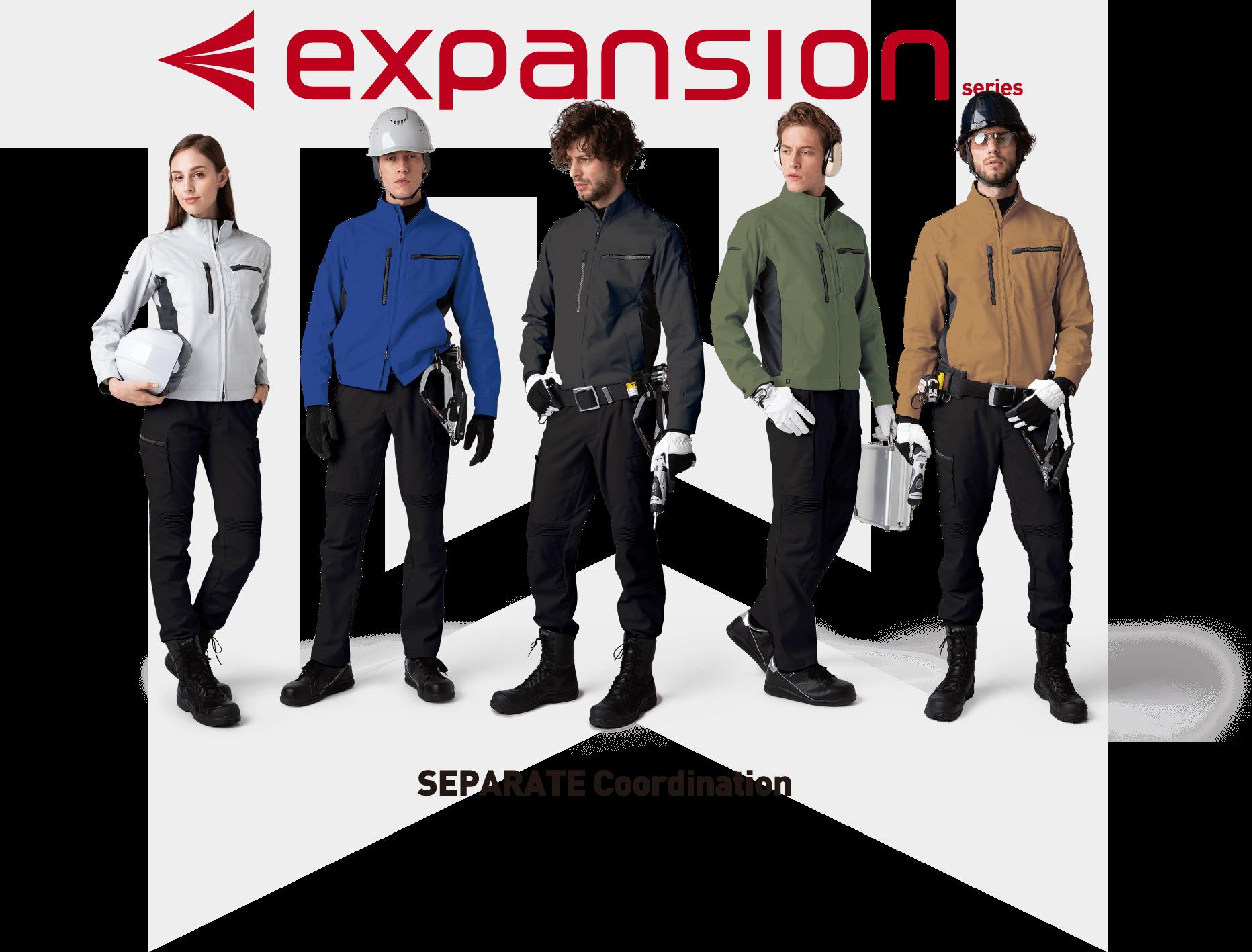 expansion series